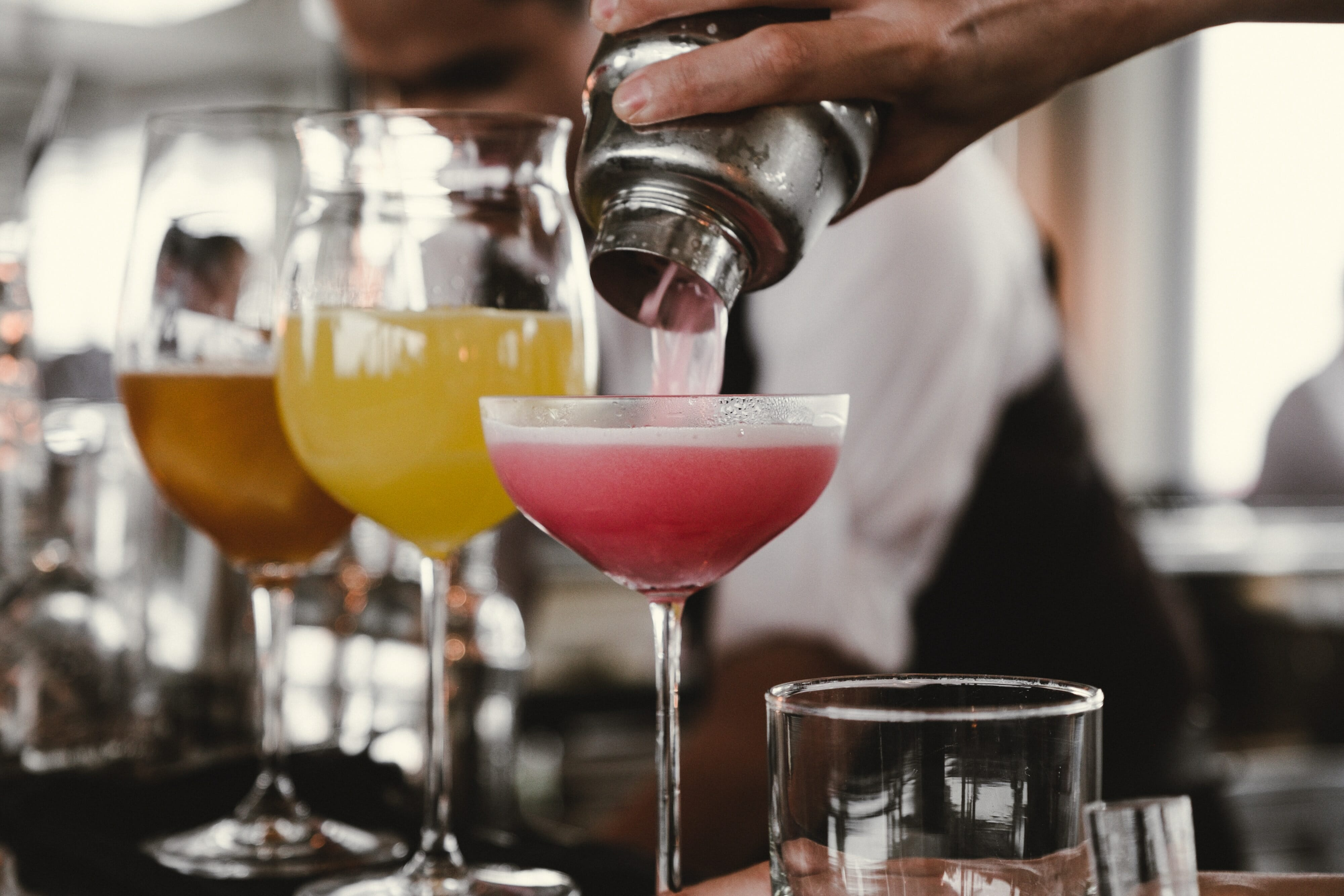 Curso de Barman en Barcelona - FormRooms