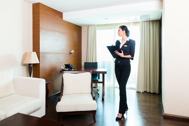 Curso de Gobernanta de Hotel en Barcelona - FormRooms
