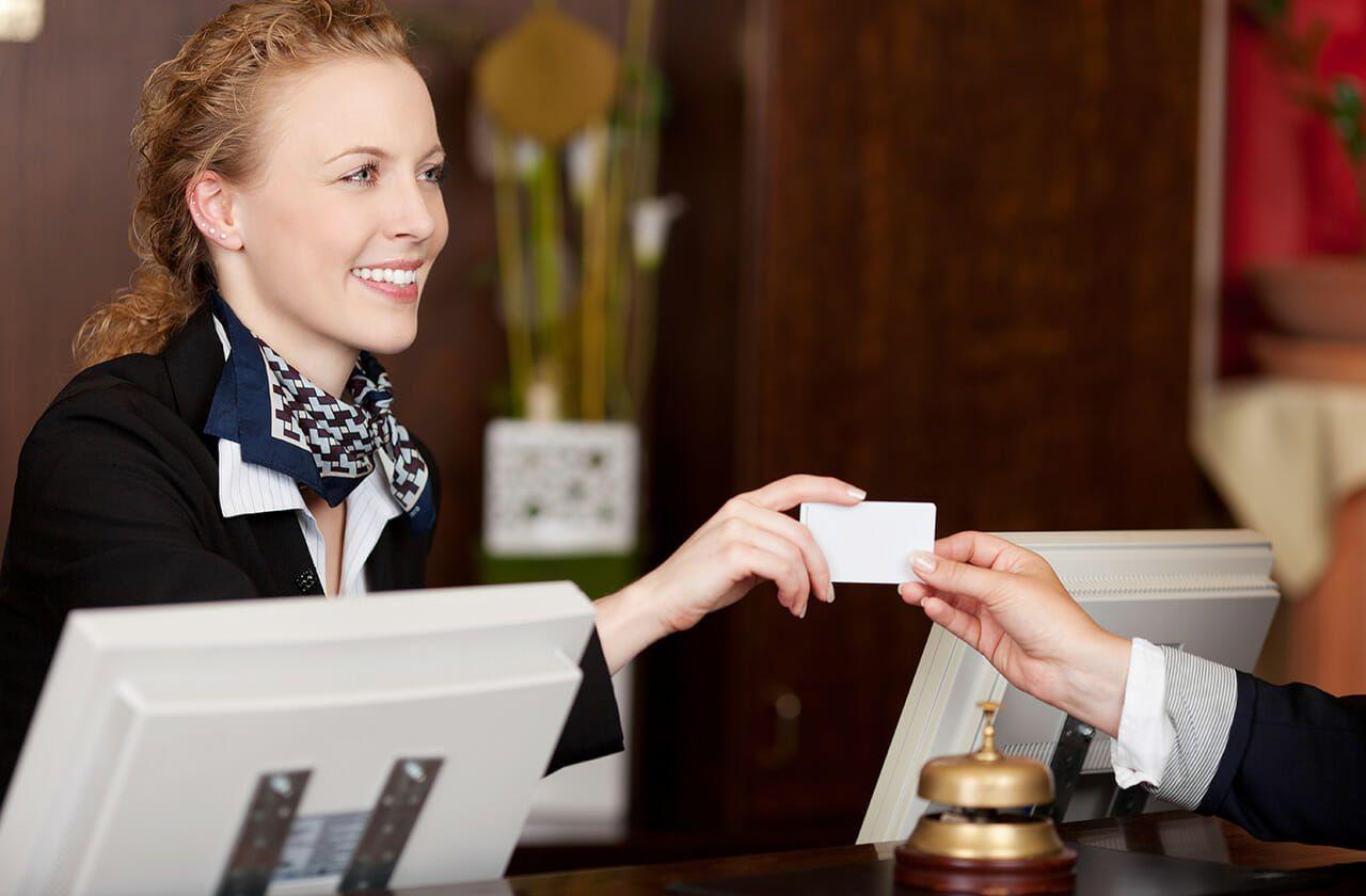 Curso de Recepcionista de Hotel en Barcelona - FormRooms