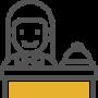 empleo-recepcionista icono